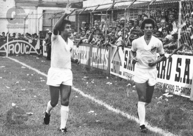 Clodoaldo debuted for Santos FC at age 16