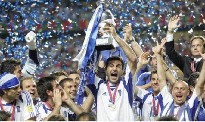Revisiting Greece in Euro 2004