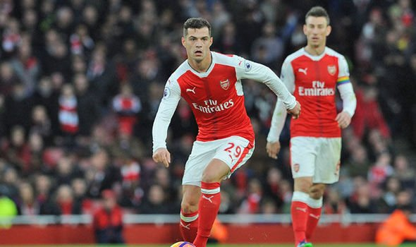 Granit Xhaka – a signing that shows disconnect between Arsène Wenger and the board