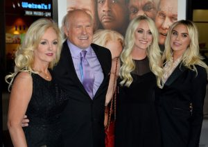 terry bradshaw family picture
