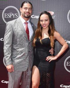 Galina Becker wife of Roman Reigns WWE Star