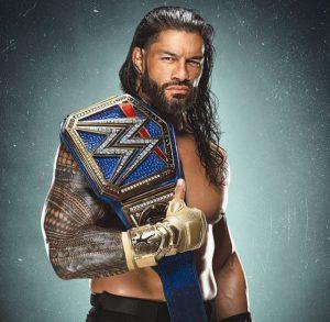 Roman Reigns WWE Star