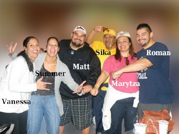 Roman Reigns sisters brother and Uncle