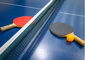 TABLE TENNIS SPORTS IN AMERICA
