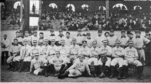 first World Series 1903